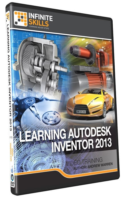 En este curso de Autodesk Inventor 2013 es una serie de video
