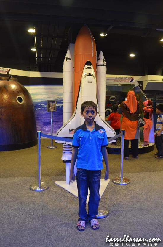 Bercuti Planetarium Negara