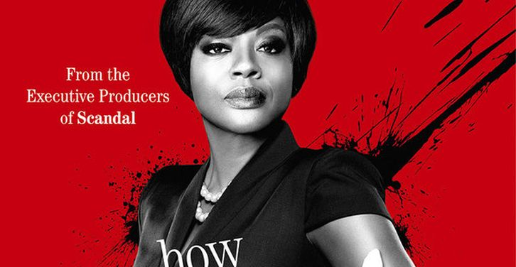 How to Get Away With Murder - First Look Promotional Poster