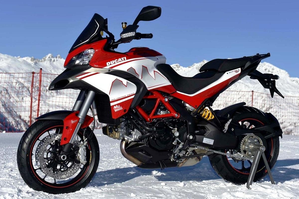 Ducati Multistrada 1200S Dolomites Peak Edition. Majalah Otomotif Online
