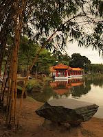 Tea House Pavillion - Chinese Gardens, Jurong