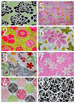 Fabrics You Can Choose From...