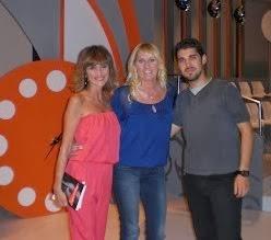 Ana Gª Lozano y Esteban Pérez