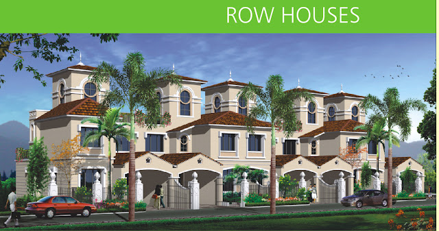 3 BHK Row Houses in Pune