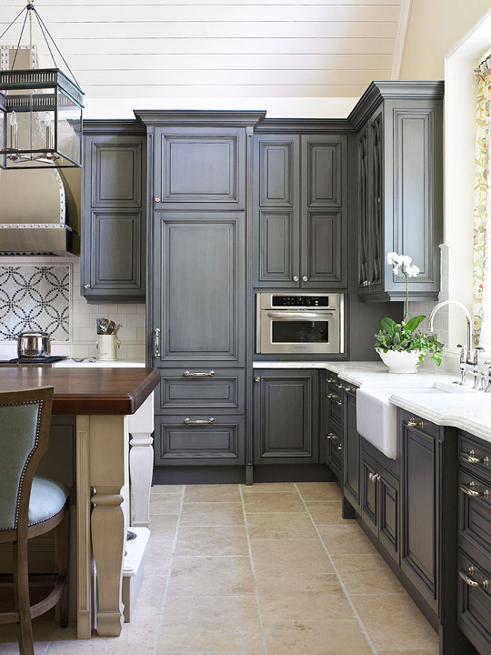 An American Housewife Black White Or Grey