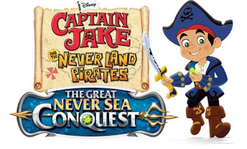 Cpt. Jake & the NeverLand Pirates DVD