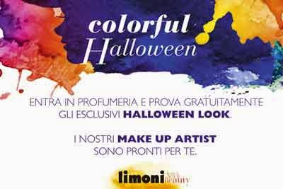 Halloween Colorful profumerie limoni