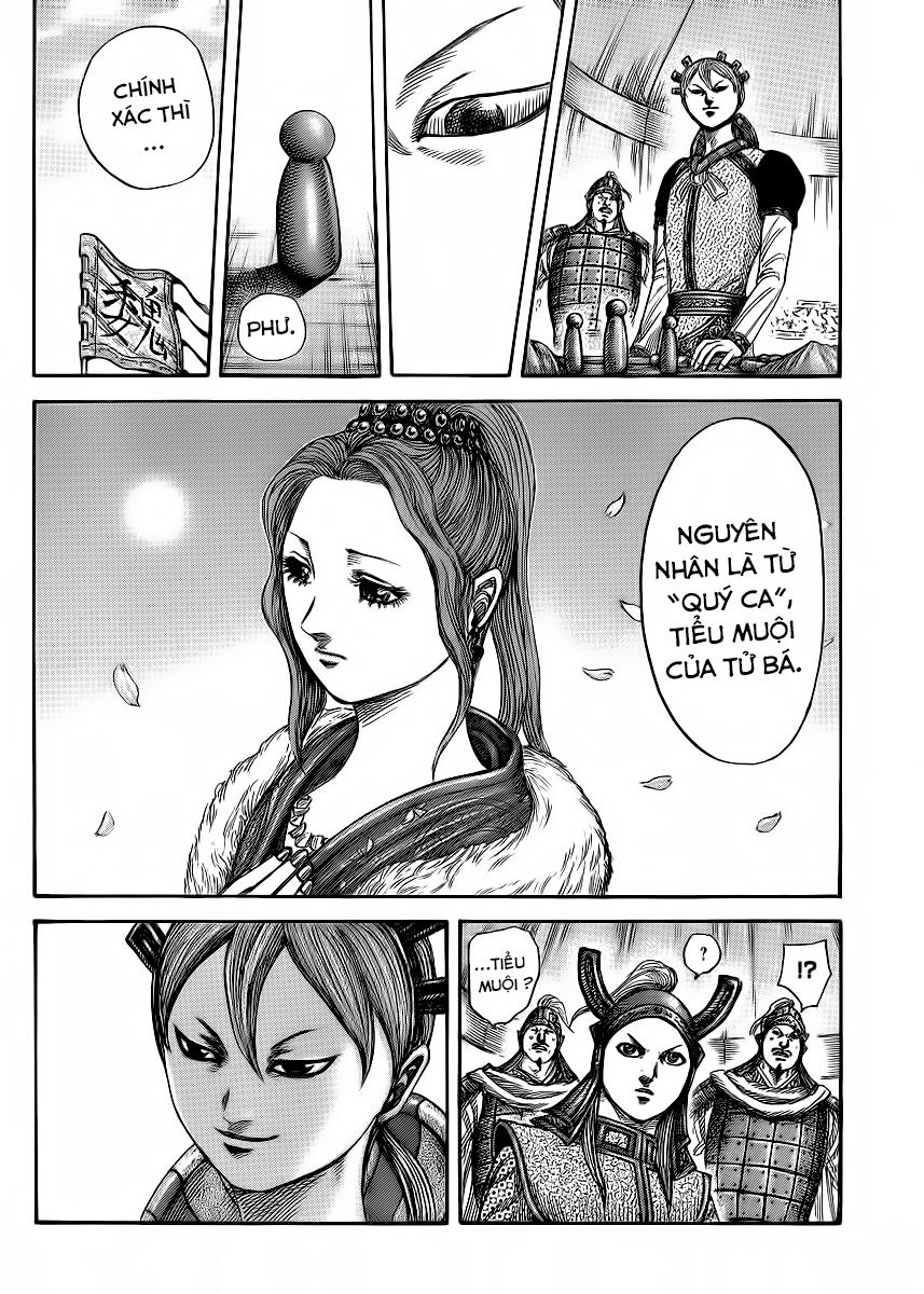 Kingdom – Vương Giả Thiên Hạ (Tổng Hợp) chap 390 page 9 - IZTruyenTranh.com