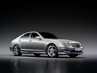 Mercedes S-Class AMG