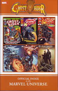 Ghost Rider: Official Index of the Marvel Universe