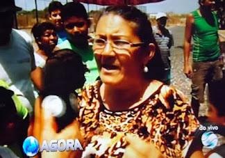 Sem água há 13 dias, moradores da Vila Samaritana fazem nova reivindicação