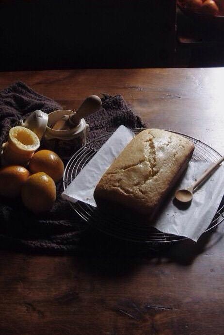 meyer lemon pound cake | une gamine dans la cuisine