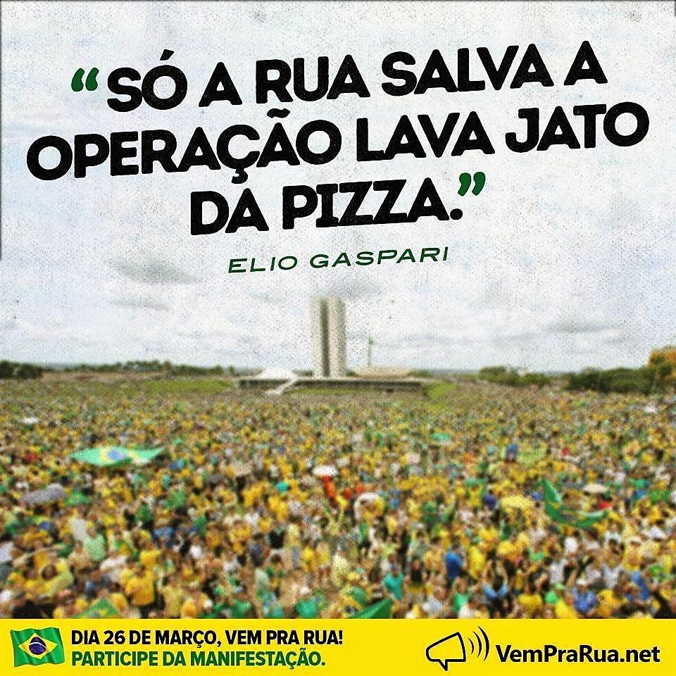 26 de março: Brasil e Mundo