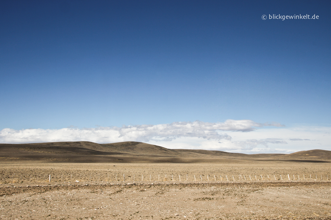 Ruta 40 - Argentinische Pampa