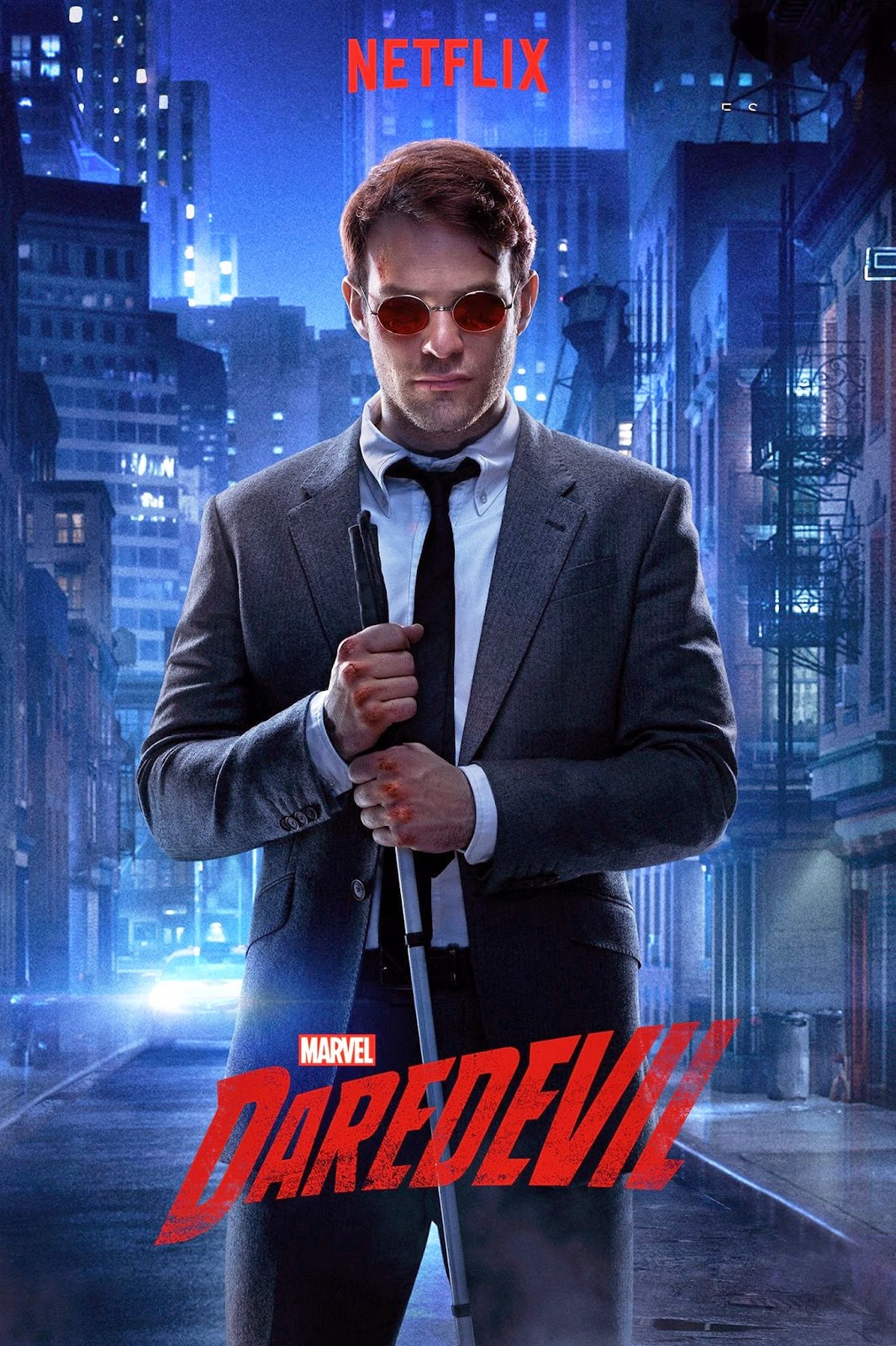 Daredevil Temporada 1 (WEB-DL 1080p Dual Latino / Ingles) (2015)