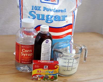 How To Make Hard Icing For Cake Without Egg