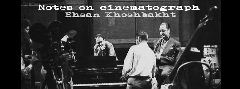 Notes On Cinematograph