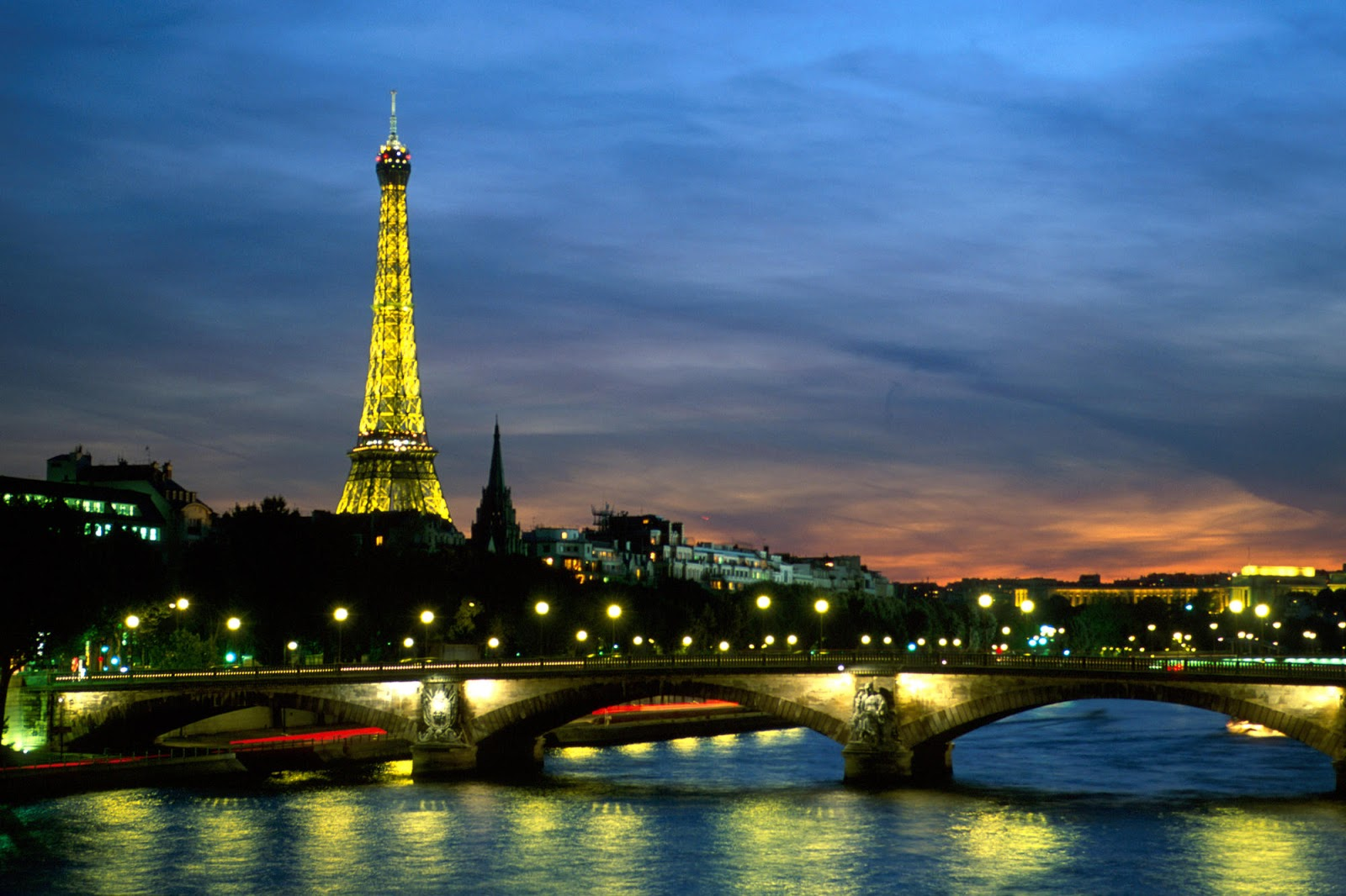 1 night to paris:
