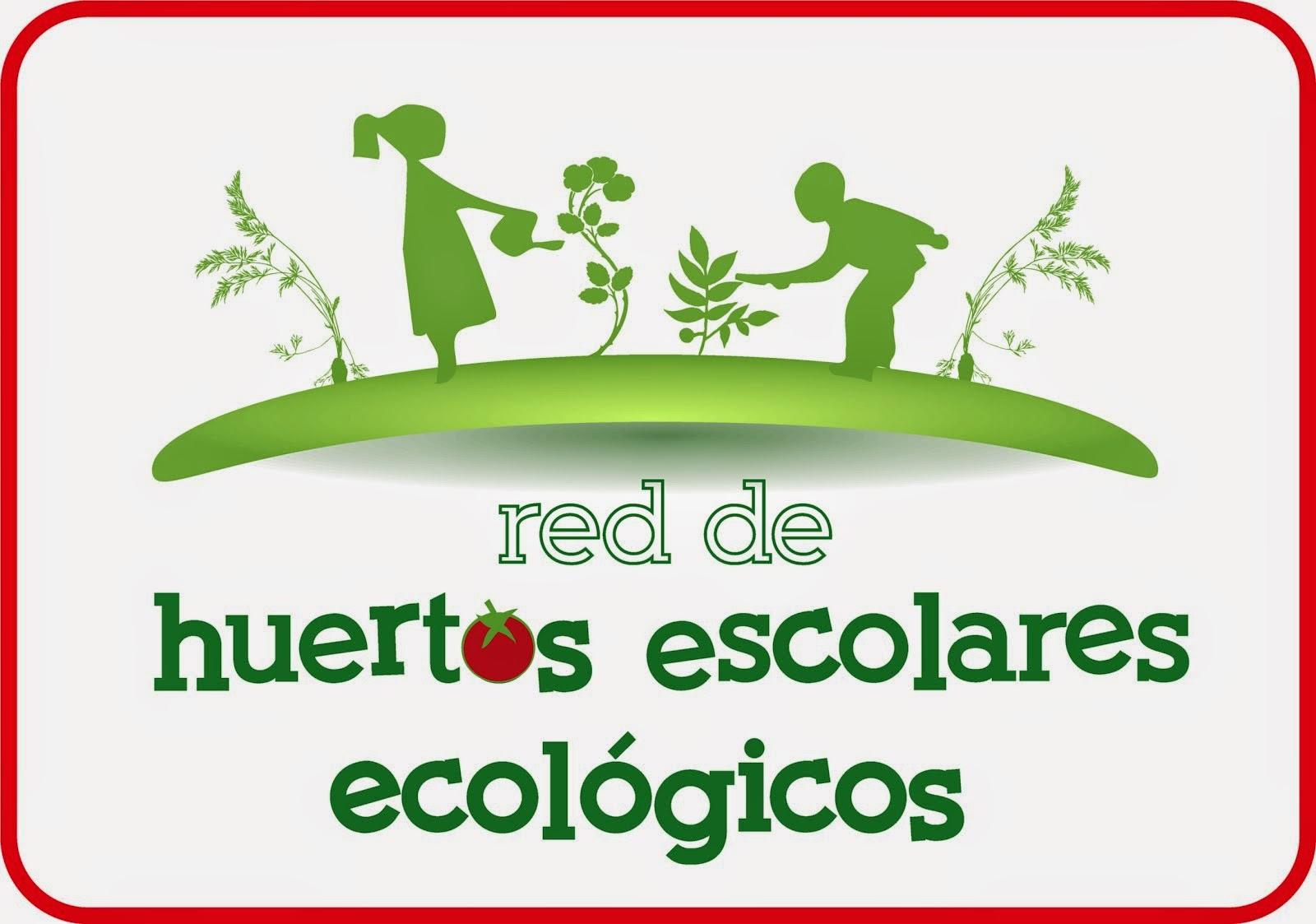 Red de Huertos escolares ecológicos
