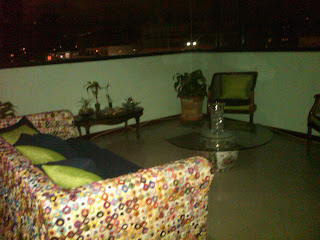 furnished penthouse for rent in Bogota Colombia