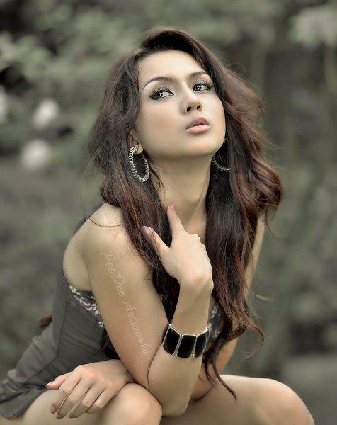 Itulah Foto Pose Seksi Anggita Sari Model Indonesia . Semoga anda