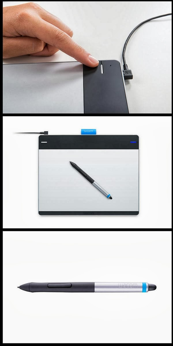 WACOM INTUOUS: For Art And Design Student