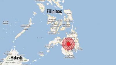 SISMO 5,5 GRADOS SACUDE FILIPINAS, 02 DE JUNIO 2013