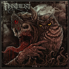 Vol 1, Solace in Suffering, Annihilist Technical Death Metal Band from Australia, Annihilist, Technical Death Metal Band from Australia