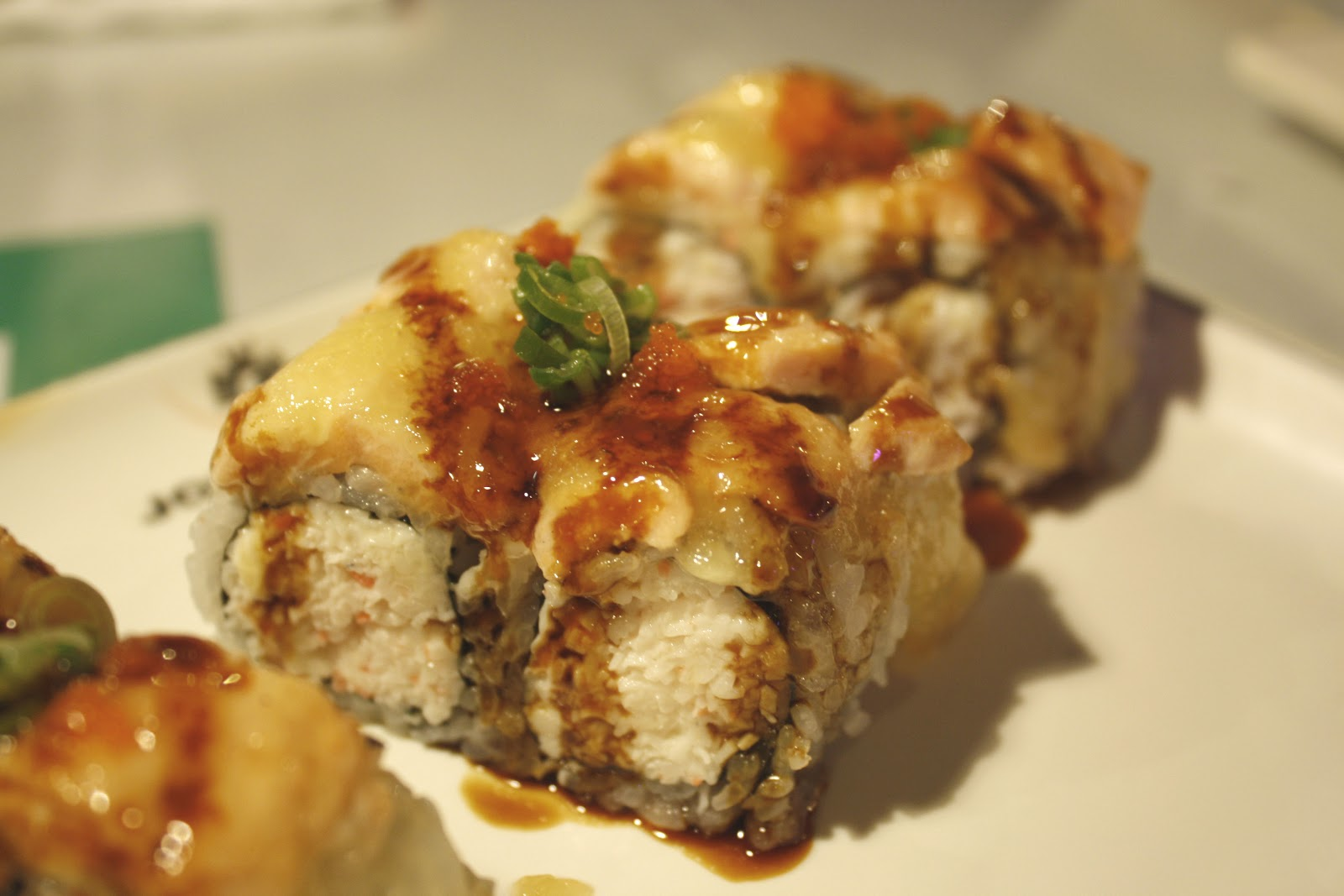 Volcano Roll Sushi Recipes — Dishmaps