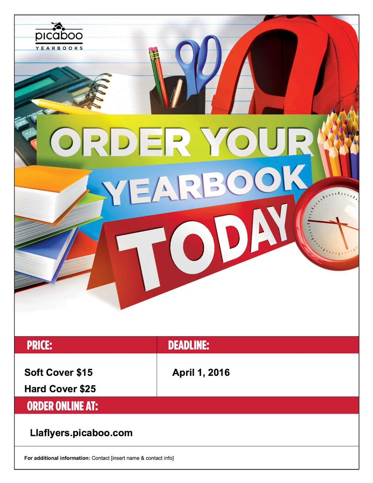 Yearbook Flyers Juveique27