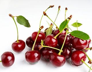 Manfaat, khasiat dan kandungan buah ceri untuk kesehatan jantung dan diabetes