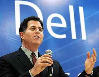 Michael Dell, pendiri Dell|Data 7 Pendiri Perusahaan Laptop Terbesar