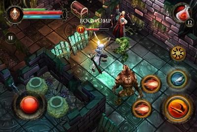 Dungeon Hunter II Trailer released by Gameloft