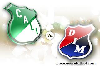 Ver Cali vs Medellin Online en Vivo – FPC Liga Postobon