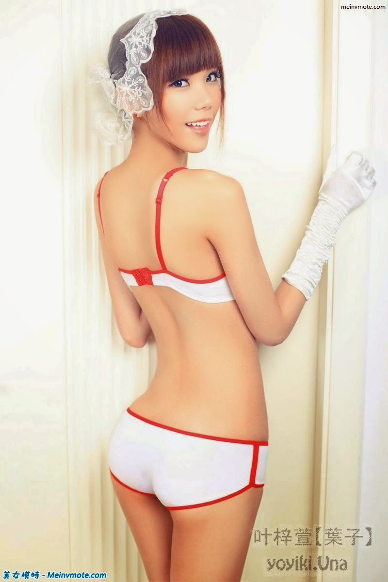 Ye Zi Xuan game seductive lingerie goddess shine