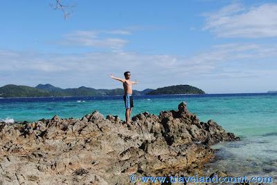 Freedom at Malcapuya Island