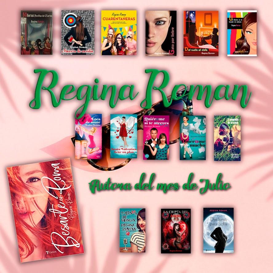 Autora del mes: Regina Roman