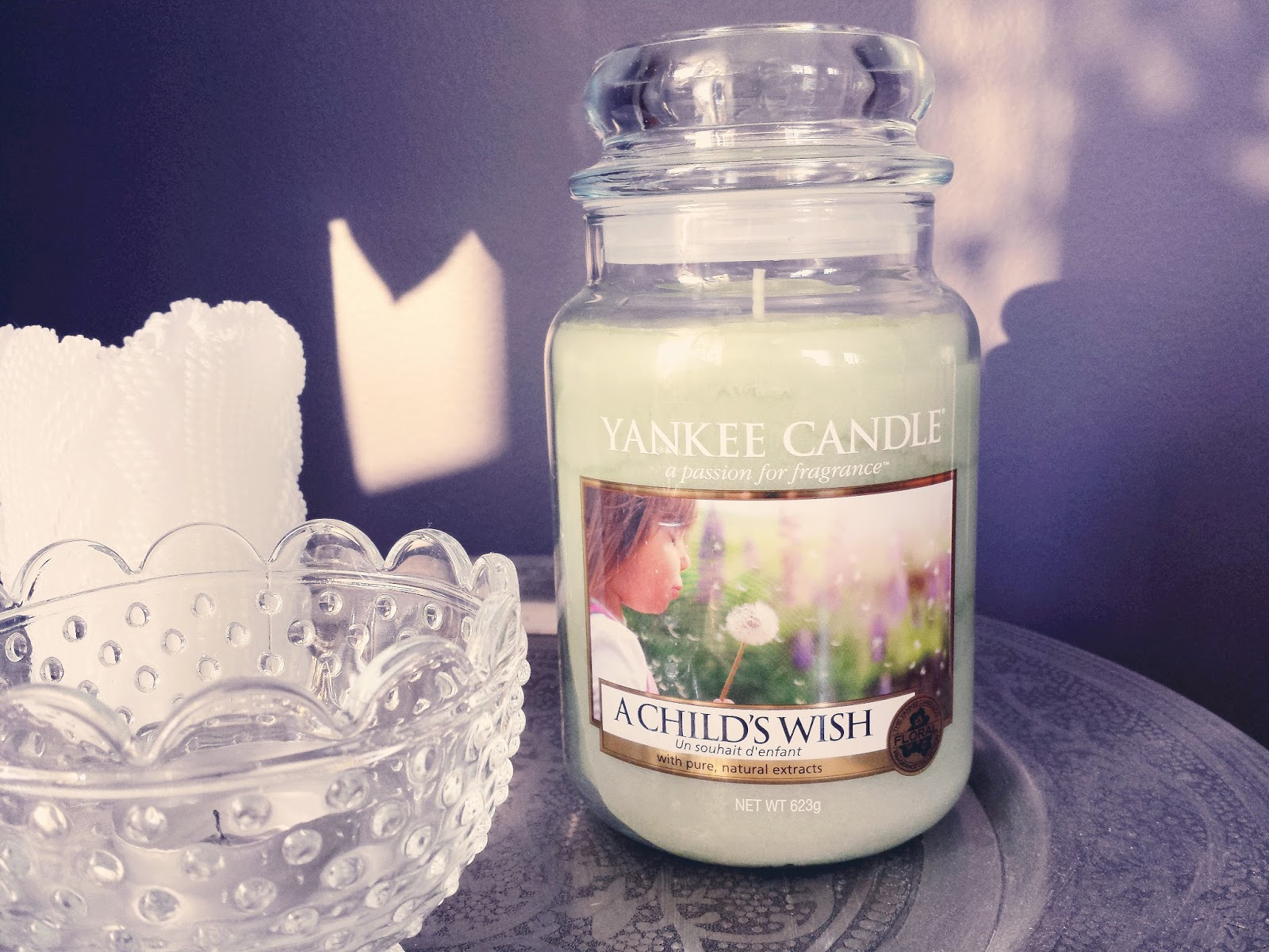 Yankee Candle, A childs wish, spring time!, spring, love