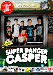 Super Danger Casper