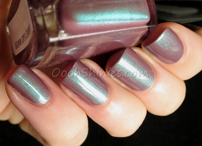 Femme Fatale Cosmetics The White Witch Collection Hundred Years Winter