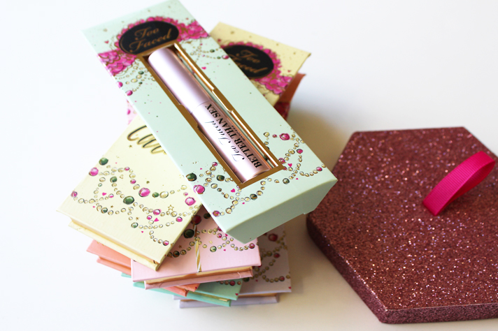 TOO FACED // La Belle Carousel Christmas 2014 Set | Review + Swatches - CassandraMyee