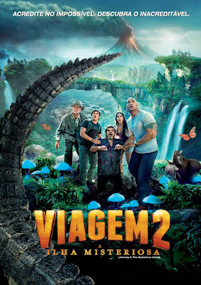 Viagem 2: A Ilha Misteriosa - BDRip Dual udio