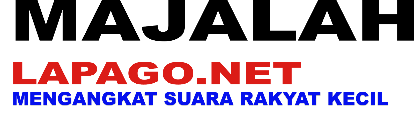 MAJALAH LAPAGO.NET