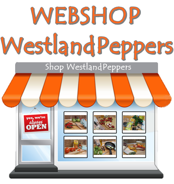 Webshop WestlandPeppers