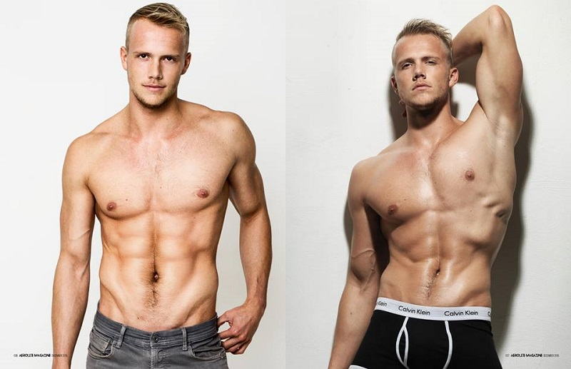 Der Stefashionist: Fashion, Passion & Models: Niels ...