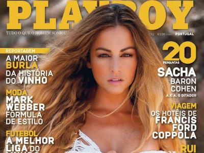 Joana Duarte Playboy Setembro 2012
