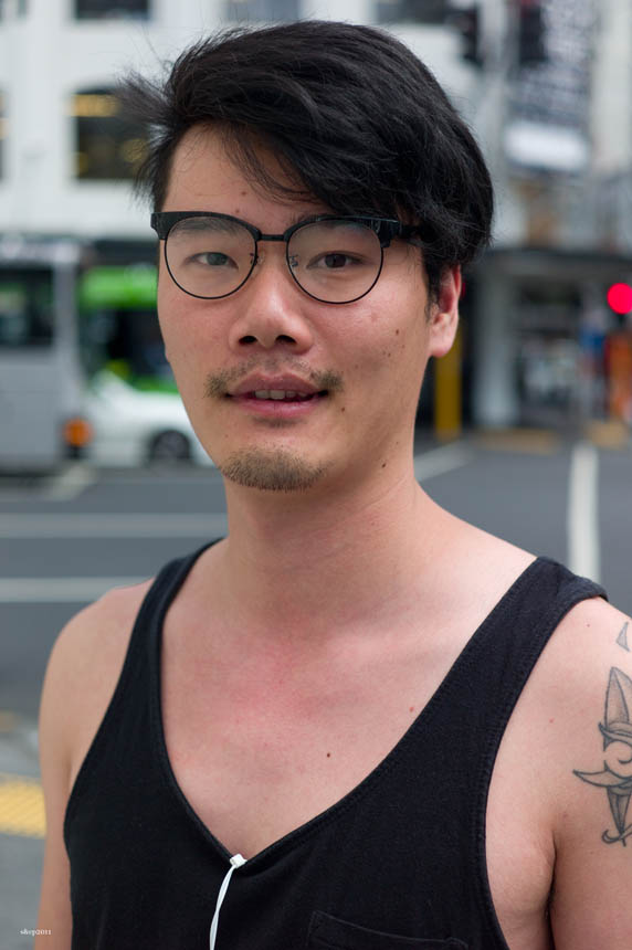 NZ street style, street style, street photography, New Zealand fashion, auckland street style, hot kiwi guys, kaneko opticals, kiwi fashion