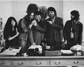 """Początek sesji do """"Abbey Road"""". Klein."""