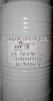Propylene Glycol USP/EP / tiêu chuẩn thực phẩm