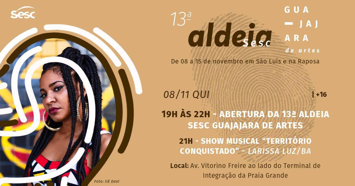 13ª Aldeia Sesc Guajajara de Artes